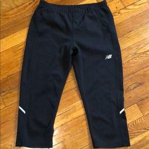 Nee balance cropped athletic leggings
